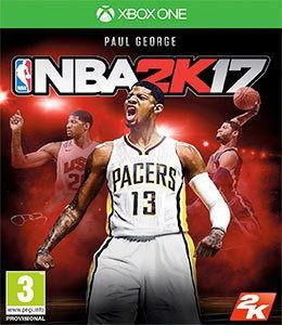 NBA 2K17 Xbox One Original Usado  - Place Games