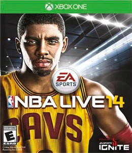 NBA Live 14 Xbox One Original Usado  - Place Games