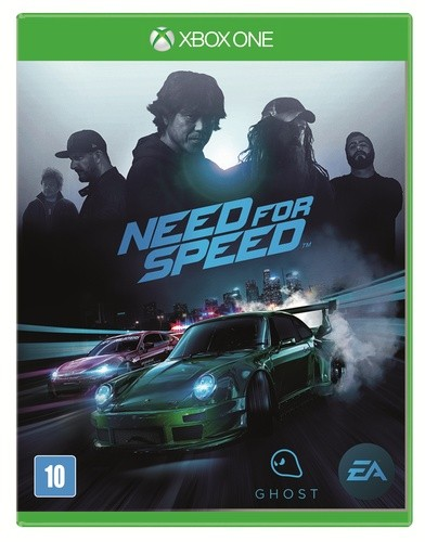 Need for Speed Xbox One Original Usado  - Place Games