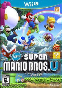 New Super Mario U Wii-U Original Usado  - Place Games