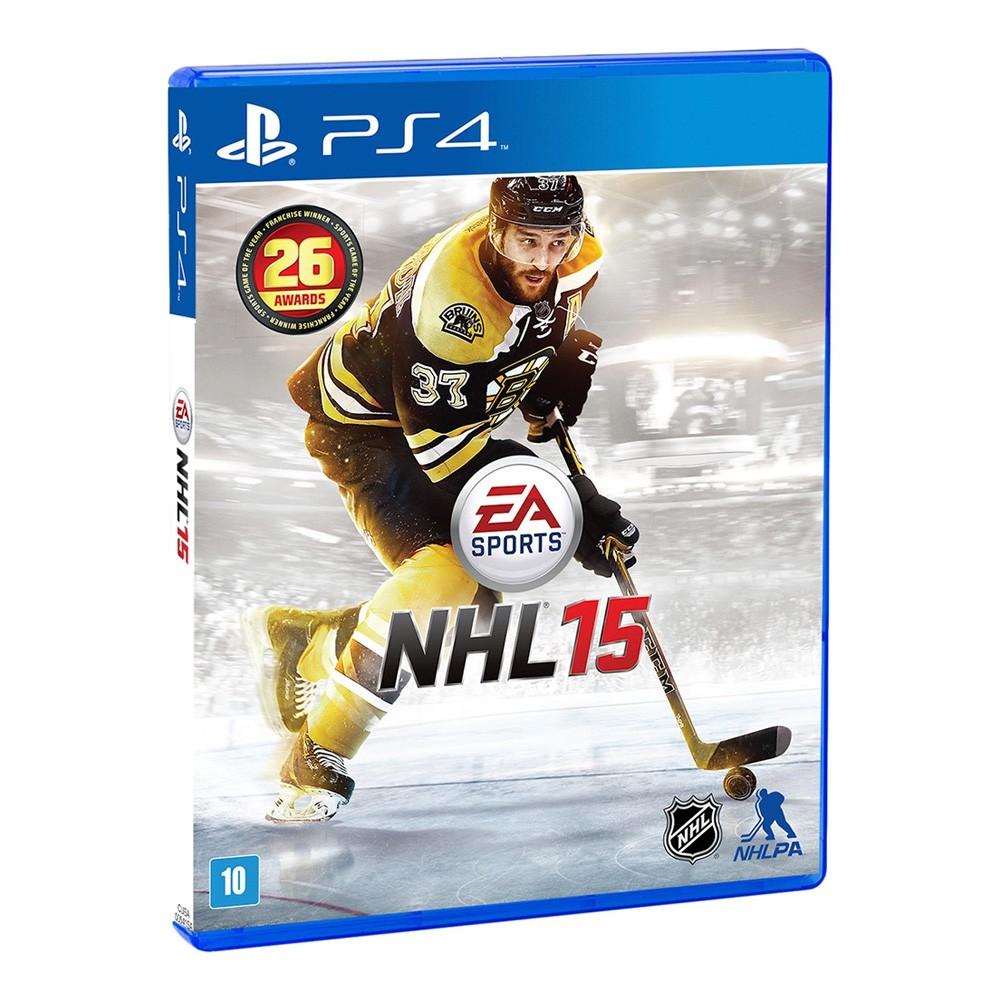 NHL 15 Playstation 4 Original Usado  - Place Games