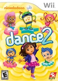 Nickelodeon Dance 2 Wii Usado Original  - Place Games