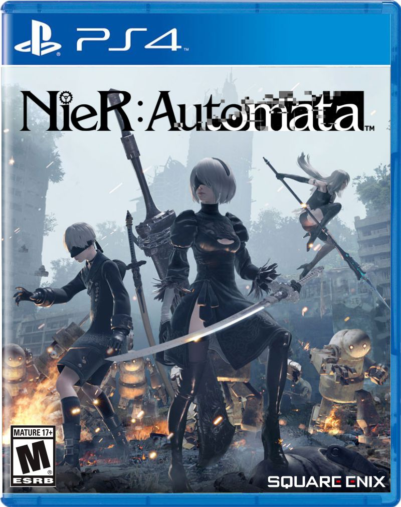 Nier Automata Playstation 4 Original Usado  - Place Games