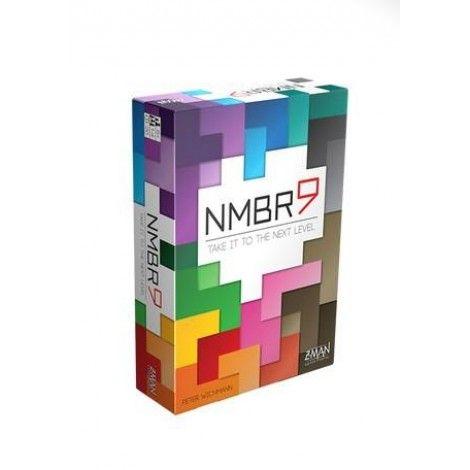 NMBR 9 Jogo de Tabuleiro Devir BG9  - Place Games