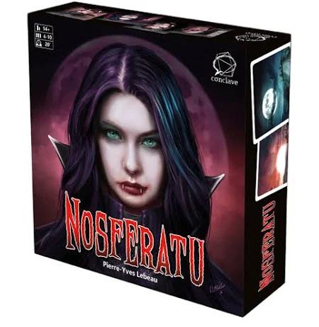 Nosferatu Segunda Edição Jogo de Cartas Conclave   - Place Games