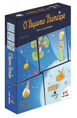 O Pequeno Principe Faça seu Planeta Jogo de Tabuleiro Meeple BR   - Place Games