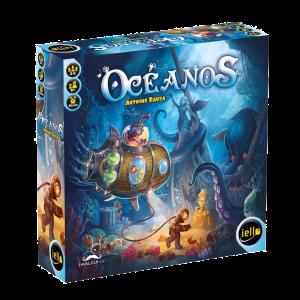 Oceanos Jogo de Cartas Sherlock SA SHEOC001  - Place Games