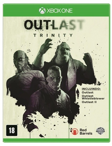 Outlast Trinity Xbox One Original Usado  - Place Games