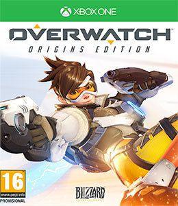 Overwatch Xbox One Original Usado  - Place Games