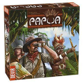 Papua Jogo de Tabuleiro Devir BGPAPPT  - Place Games