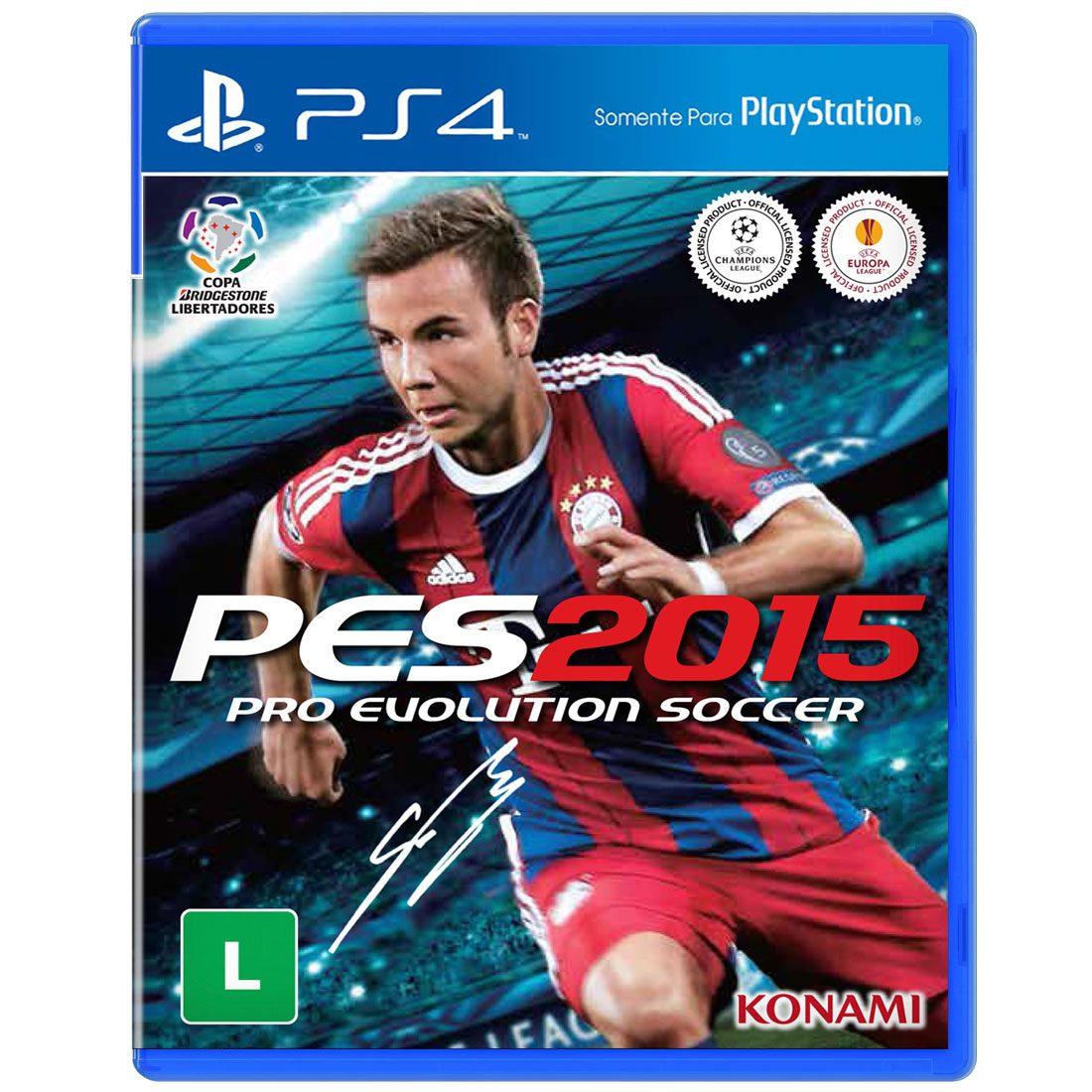 PES 15 Playstation 4 Original Usado  - Place Games