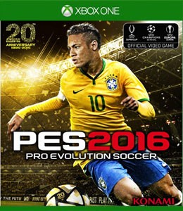 PES 16 Xbox One Original Usado  - Place Games