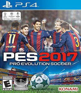 PES 17 Playstation 4 Original Usado  - Place Games
