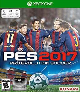 PES 17 Xbox One Original Usado  - Place Games