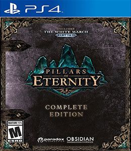 Pillars of Eternity Complete Edition Playstation 4 Usado  - Place Games