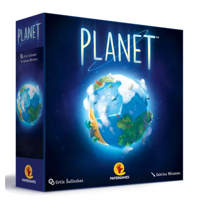 Planet Jogo de Tabuleiro PaperGames J033  - Place Games