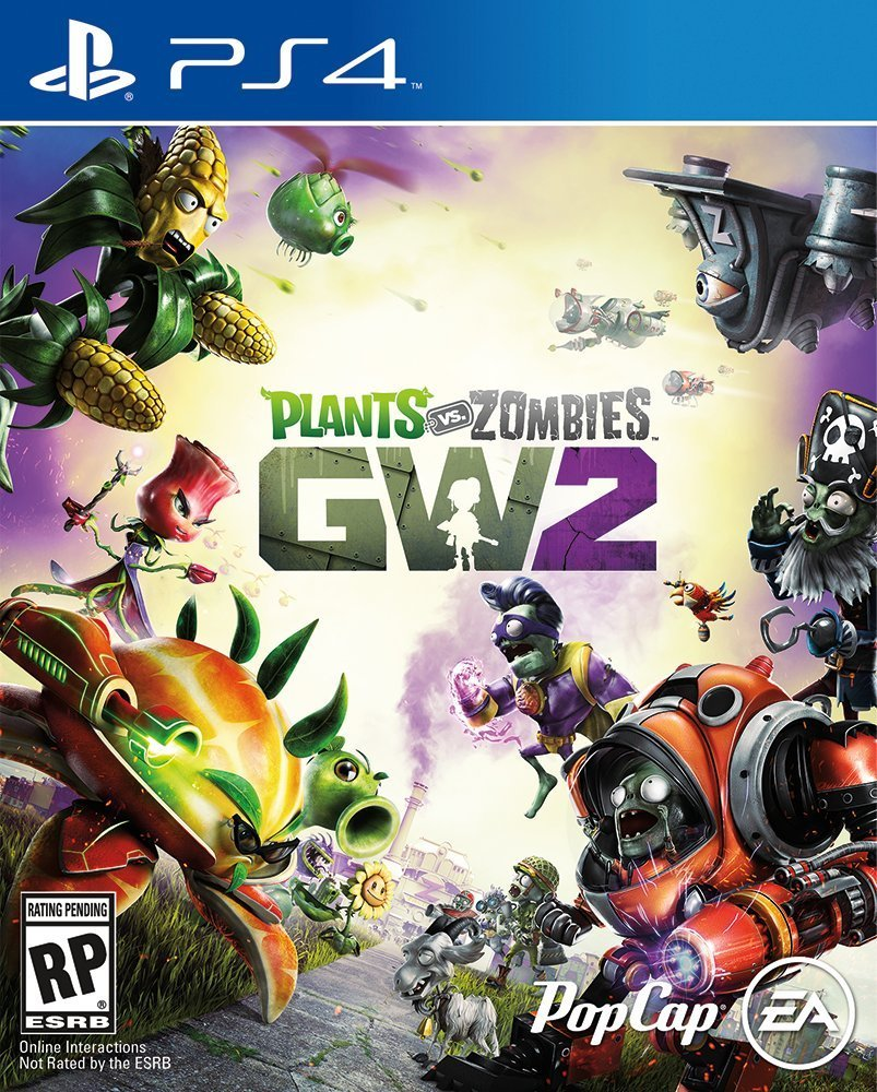 Plants vs Zombies - Garden Warfare 2 Playstation 4 Original Usado  - Place Games