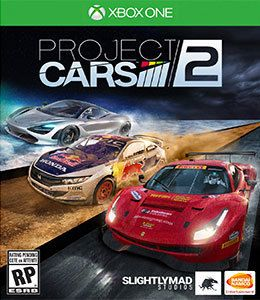 Project Cars 2 Xbox One Original Lacrado  - Place Games
