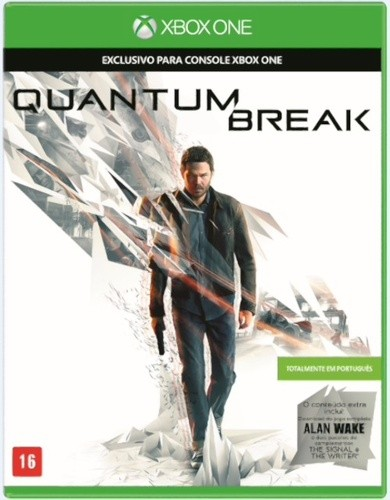 Quantum Break Xbox One Original Lacrado  - Place Games