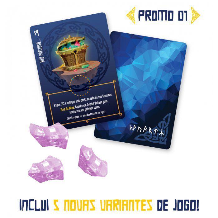 Quartz Expansão Quartzo Rosa Mandala PRM004  - Place Games