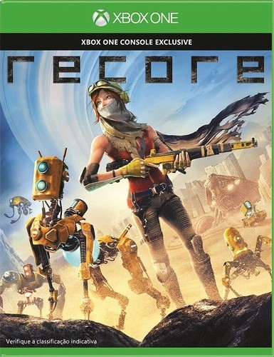 Recore Xbox One Midia Fisica Usado  - Place Games