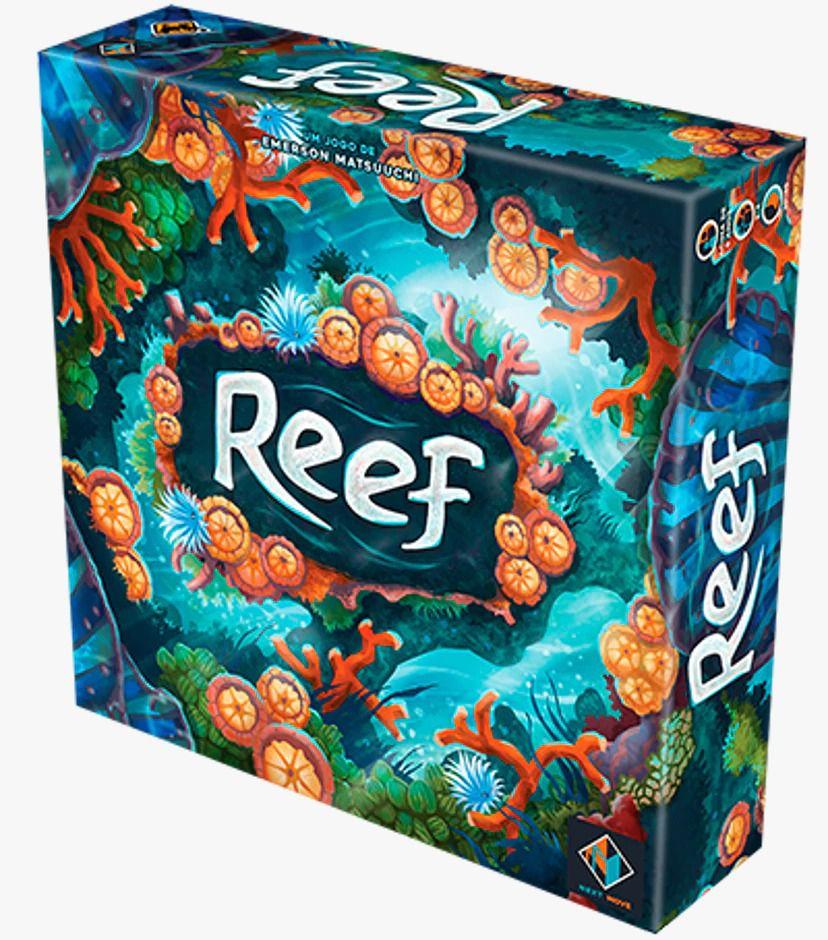 Reef Jogo de Tabuleiro Galapagos REF001  - Place Games