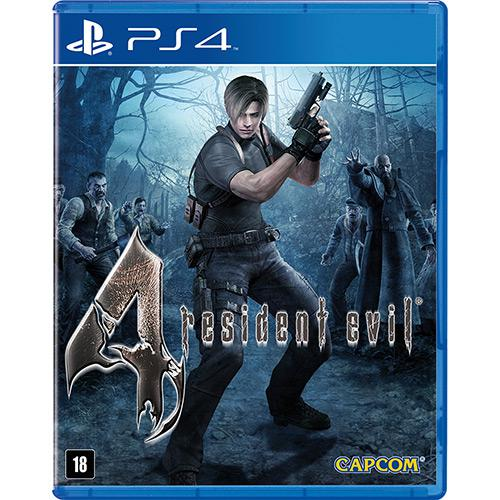 Resident Evil 4 Playstation 4 Original Usado  - Place Games
