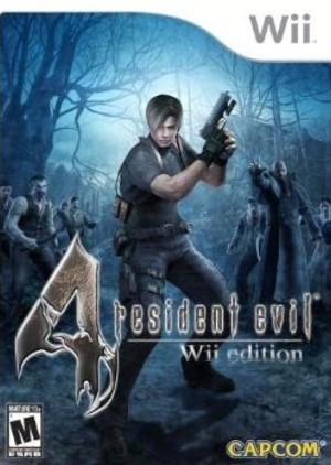 Resident Evil 4 Wii Usado Original  - Place Games