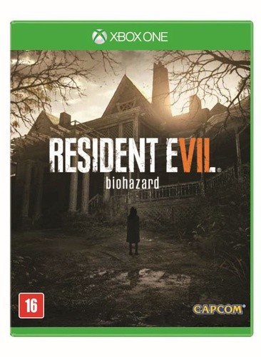 Resident Evil 7 Xbox One Original Usado  - Place Games