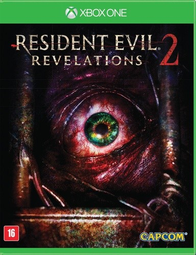Resident Evil Revelations 2 Xbox One Original Lacrado  - Place Games