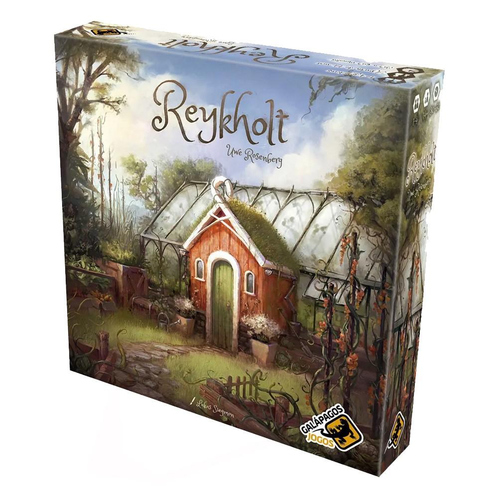 Reykholt Jogo de Tabuleiro Galapagos RKH001  - Place Games