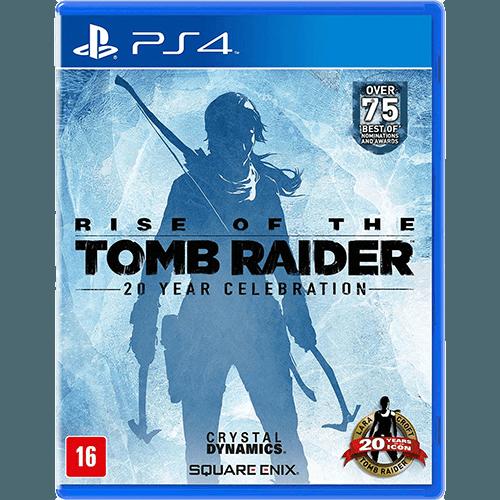 Rise of the Tomb Raider Playstation 4 Original Usado  - Place Games