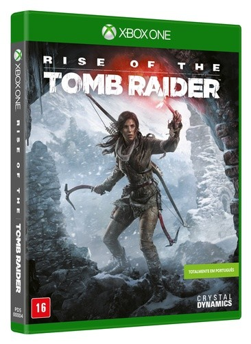 Rise of the Tomb Raider Xbox One Original Lacrado  - Place Games