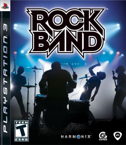 Rock Band Playstation 3 Original Usado  - Place Games
