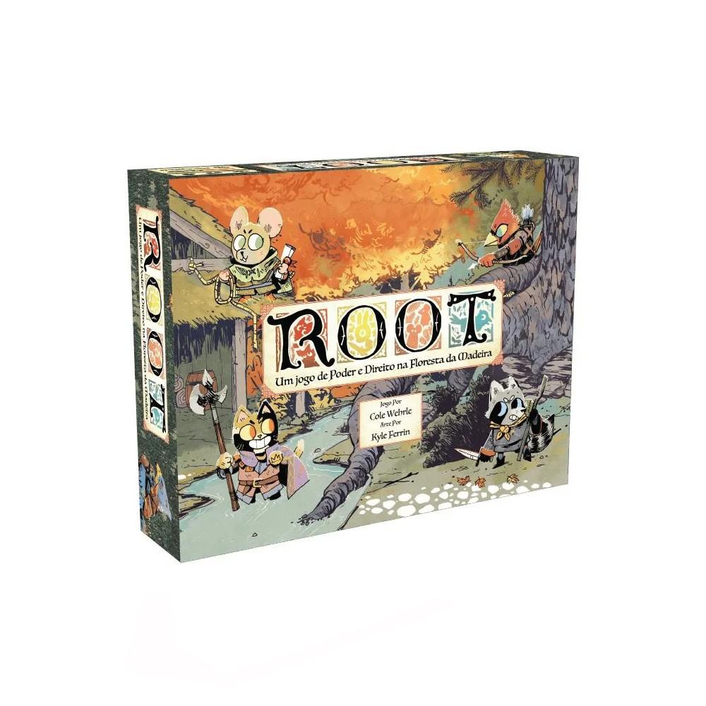 Place Games Root Jogo de Tabuleiro Meeple BR