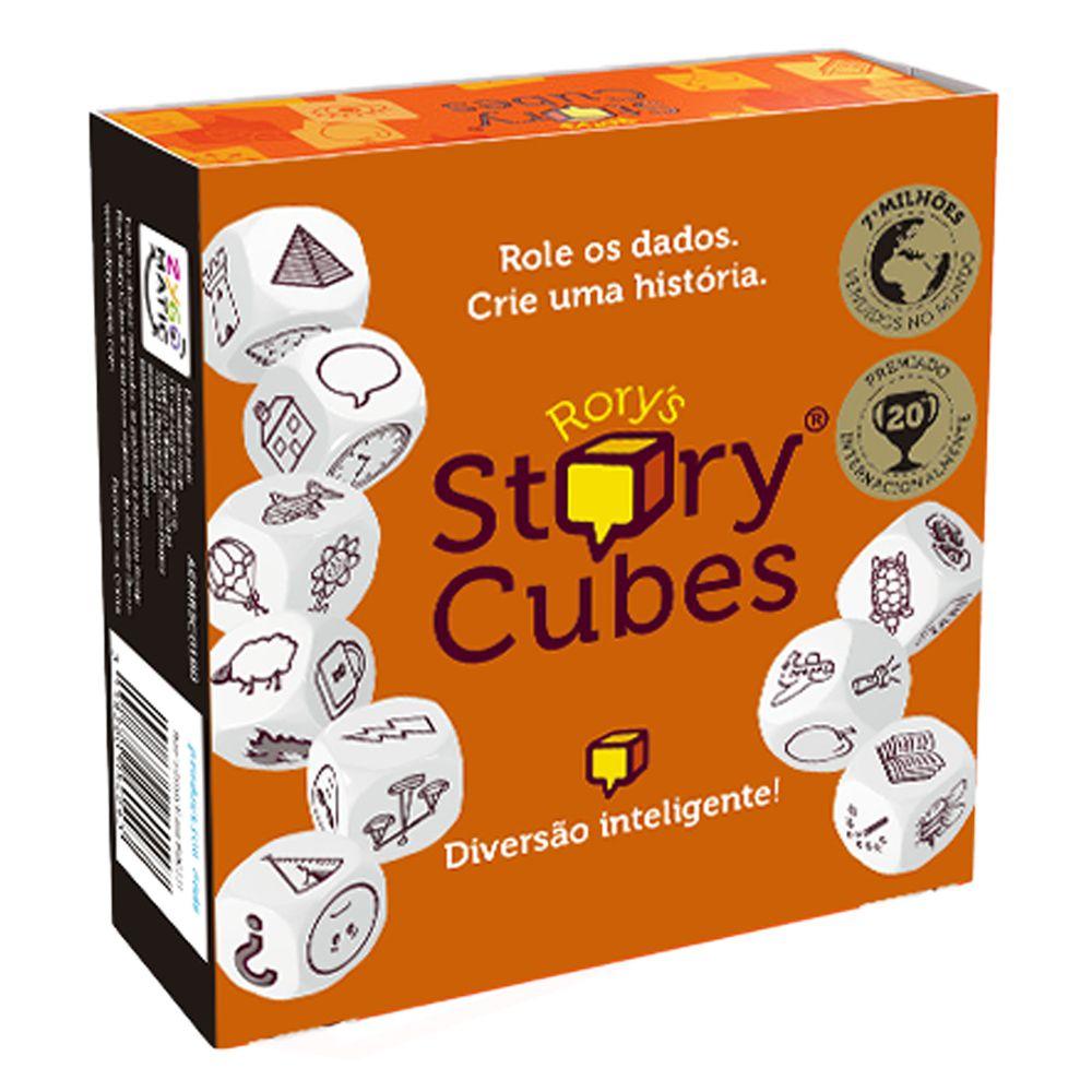 Rory Story Cubes Jogo de Dados Galapagos RSC001  - Place Games