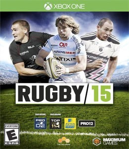 Rugby 15 Xbox One Original Usado  - Place Games