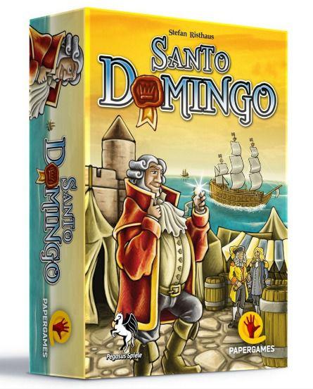 Santo Domingo Jogo de Cartas PaperGames J032  - Place Games