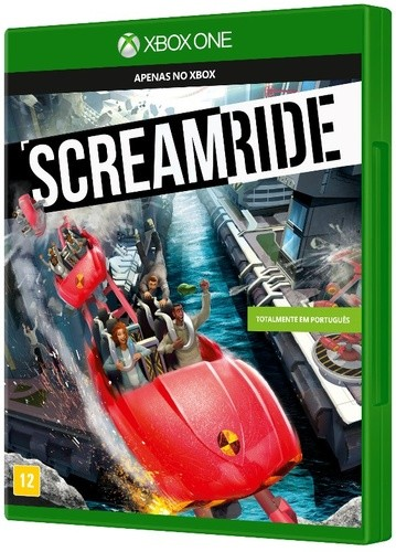 Screamride Xbox One Original Usado  - Place Games