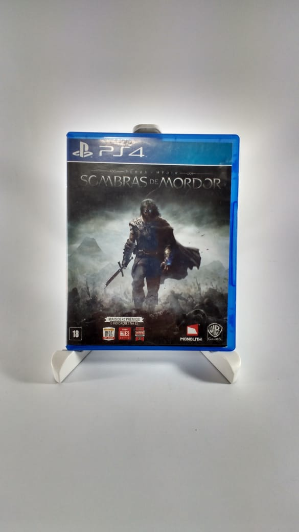 Shadow of Mordor Playstation 4 Usado - Place Games