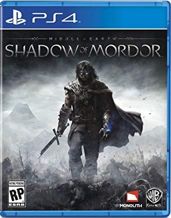 Shadow of Mordor Playstation 4 Usado  - Place Games