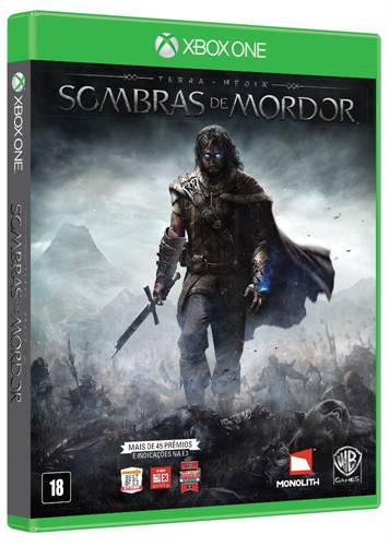 Shadow of Mordor Xbox One Original Usado  - Place Games