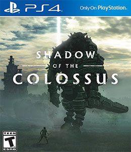 Shadow of the Colossus Playstation 4 Original Usado  - Place Games