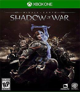 Shadow of War Sombras da Guerra Xbox One Original Usado  - Place Games