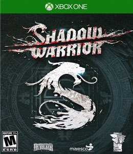 Shadow Warrior Xbox One Original Usado  - Place Games
