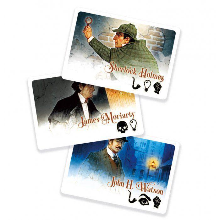 Sherlock Jogo de Cartas Mandala MDL0021  - Place Games