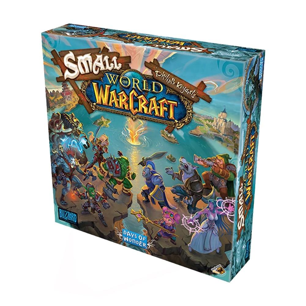 Small World of Warcraft Jogo de Tabuleiro Galapagos SMW101  - Place Games