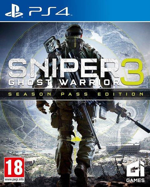 Sniper Ghost Warrior 3 Playstation 4 Original Usado  - Place Games