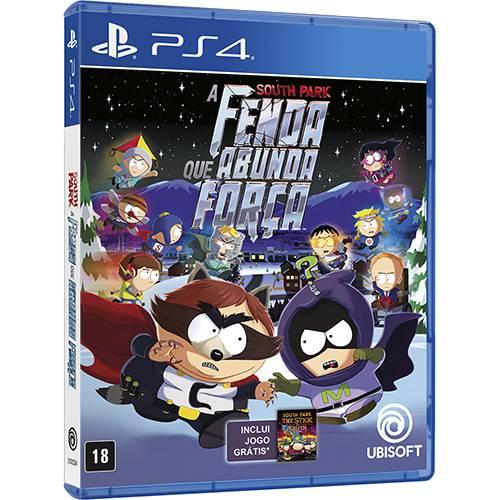 South Park A fenda que abunda a força PS4 Original Usado  - Place Games