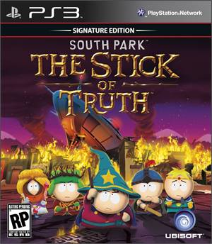 Jogo South Park: Stick Of Truth - PS3  - Place Games